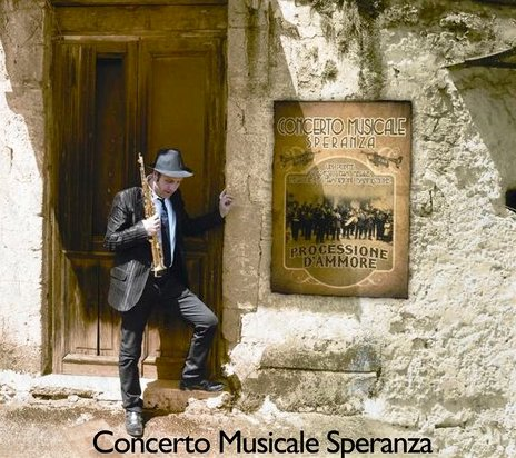 PINO CICCARELLI e Concerto Musicale Speranza negli spazi della Chiesa San Francesco delle Monache