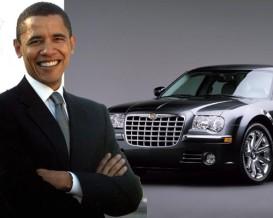 In vendita su eBay la Chrysler di Barack Obama