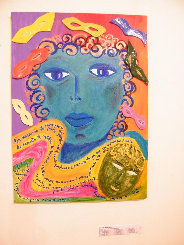 """""""Energia in Fluire"""",  prima mostra personale dell'artista Elena Tabarro"""