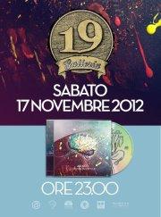 Abulico – Live Concert di Presentazione Disco