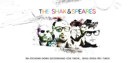 The Shak & Speares, in attesa del primo album continuano i live infuocati