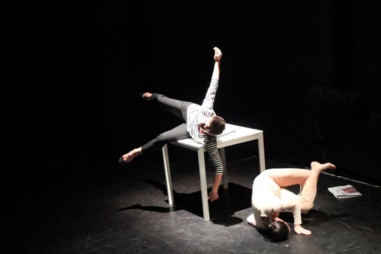 """Akerusia Danza presenta """"Ritratti"""" di Elena D'Aguanno"""