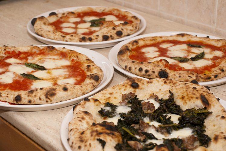 Parata di vincitori nel firmamento del Pizza Village