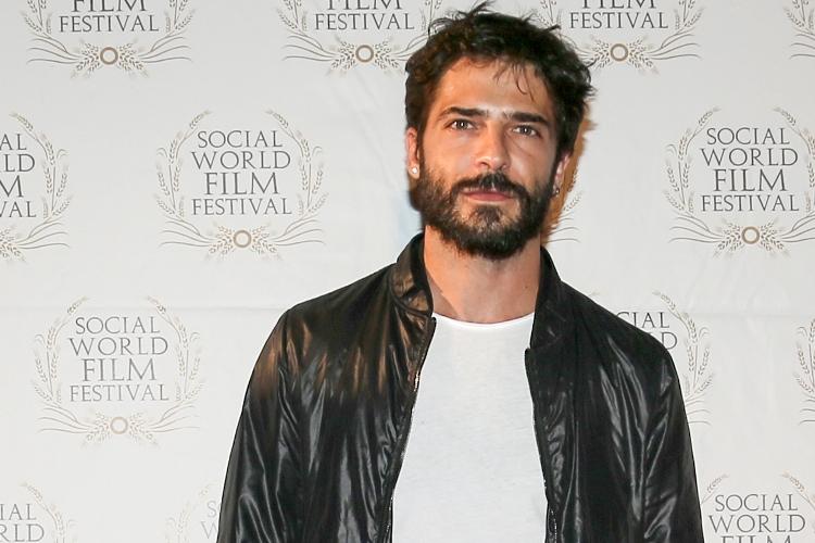 """Marco Bocci al Social World Film Festival:  """"Non sognavo di fare l'attore da bambino"""""""