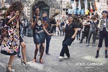Fondazione Vico: cultural party per la sfilata di Dolce & Gabbana