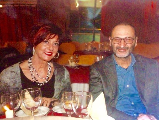 Nozze da favola alla partenopea per il noto luminare Guido Ruggiero e Monica De Pascale