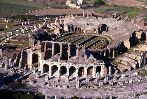 Romeo e Giulietta all'Anfiteatro Campano di Santa Maria Capua Vetere