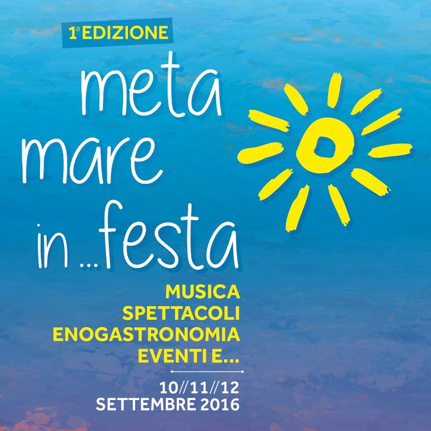 """""""Meta Mare in Festa"""": bilancio positivo per la prima edizione"""