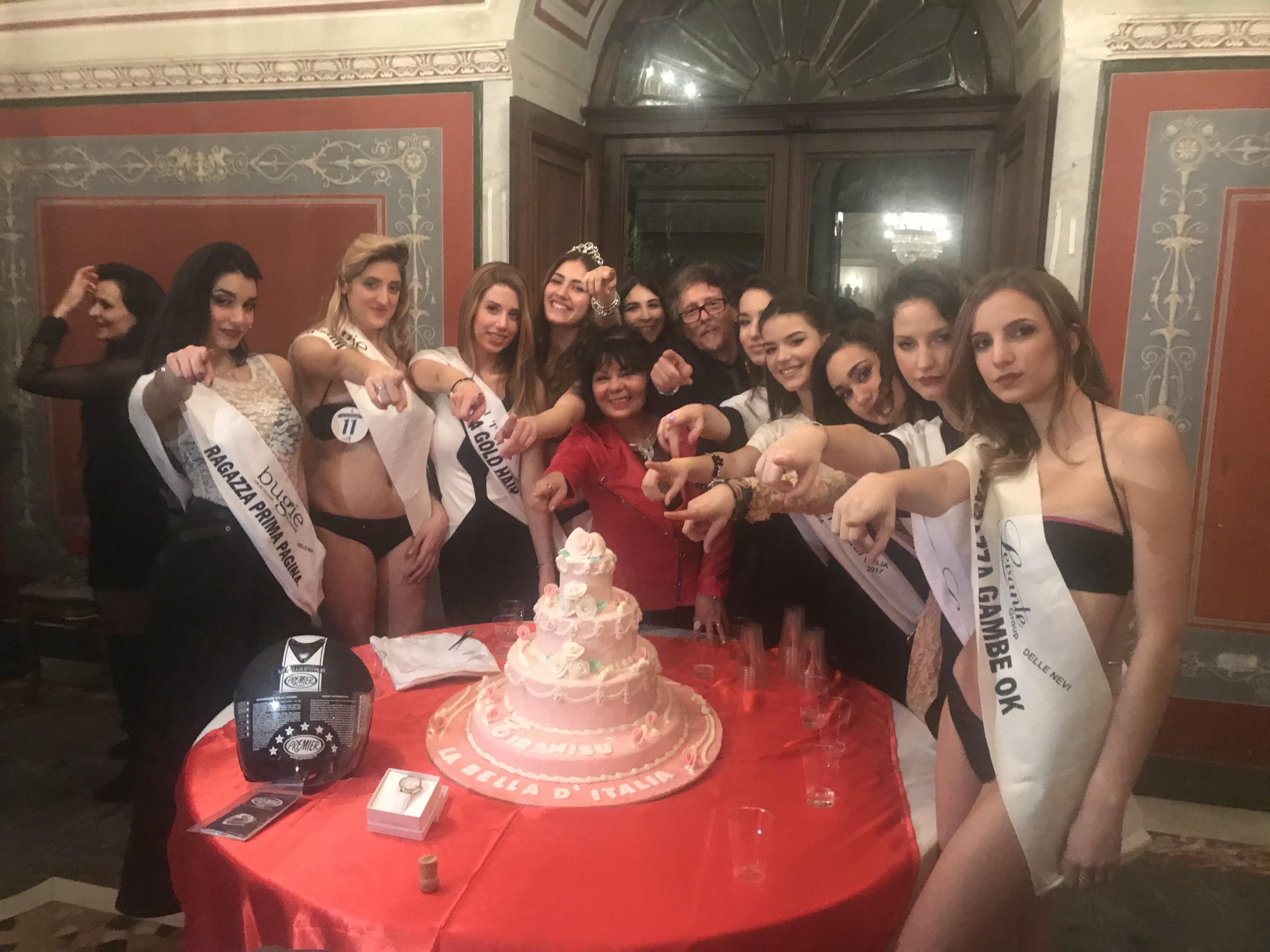 La Bella d'Italia: dalla Campania 11 splendide miss