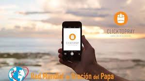 """Curiosità dalla rete: """"Click To Pray"""", la piattaforma che connette la tua preghiera con il mondo"""