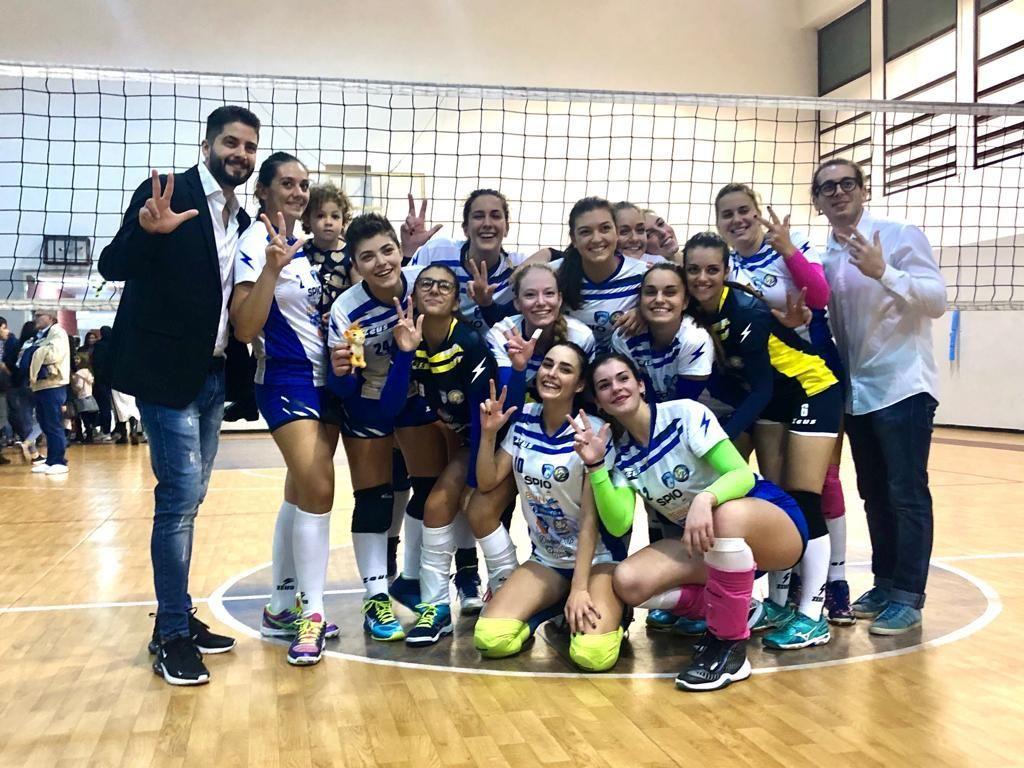La FT Napoli Pianura festeggia la seconda vittoria in casa