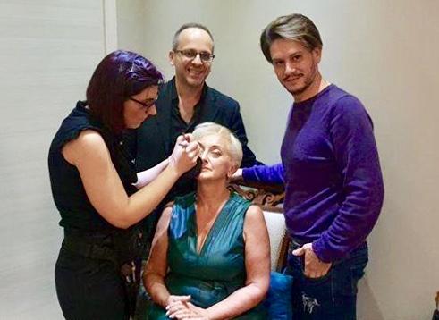 Michela Moccia: make up in Terra Vesuviana