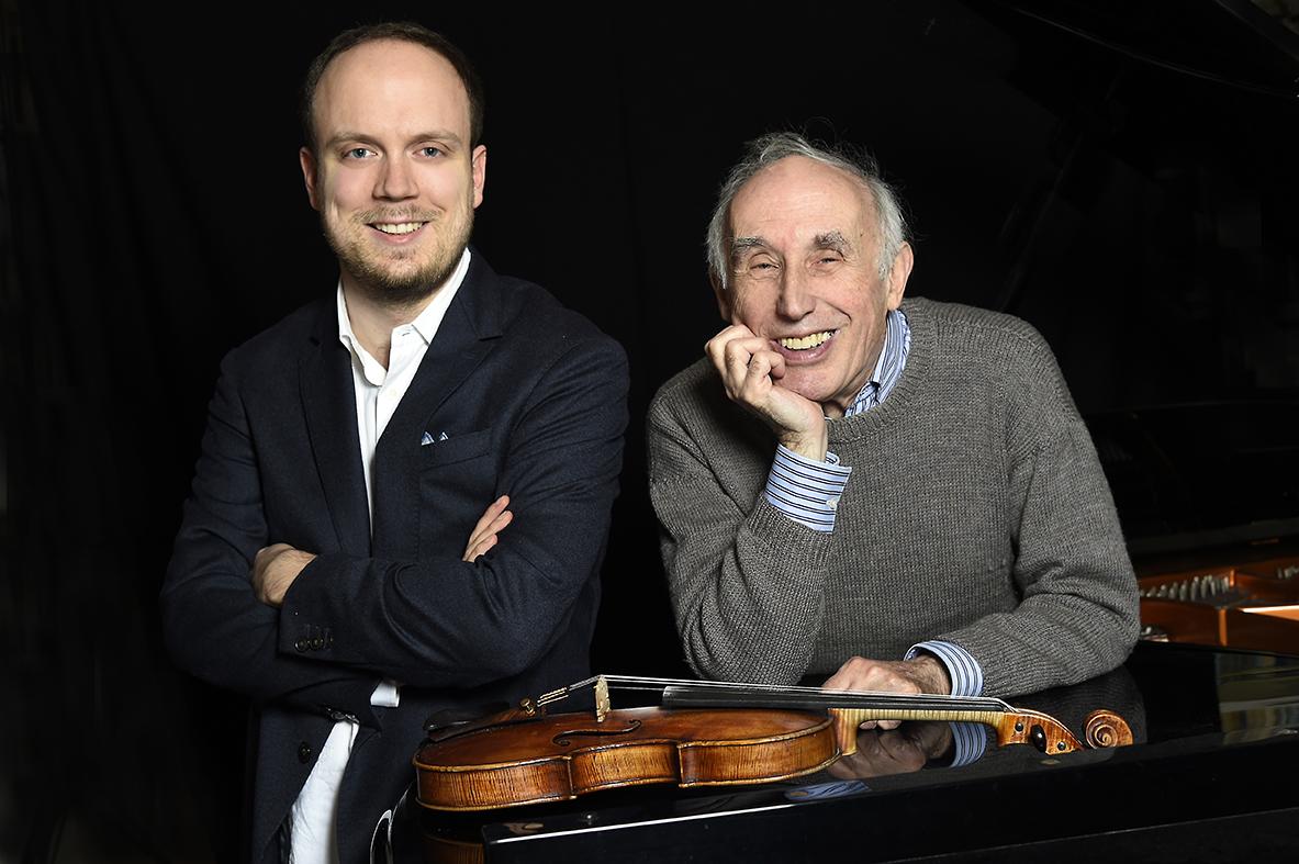 Nino Rota Chamber Music: il nuovo album del violinista Alessio Bidoli (Decca Italy)