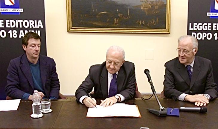 Falco (Corecom): La Campania, un esempio di umanità e responsabilità