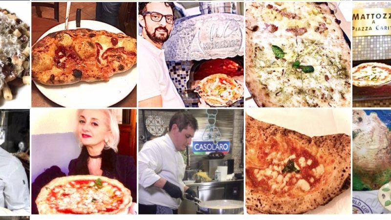Anche in Campania pizza e piatti pronti a domicilio!