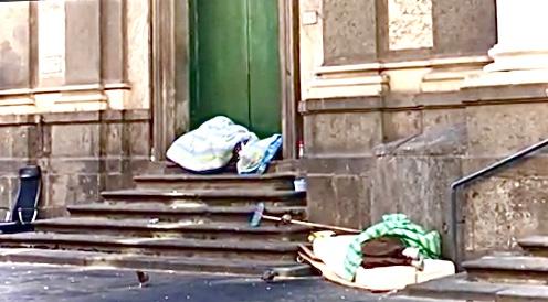 Napoli: Senzatetto, a Cappella Cangiani la Casa dell'Accoglienza