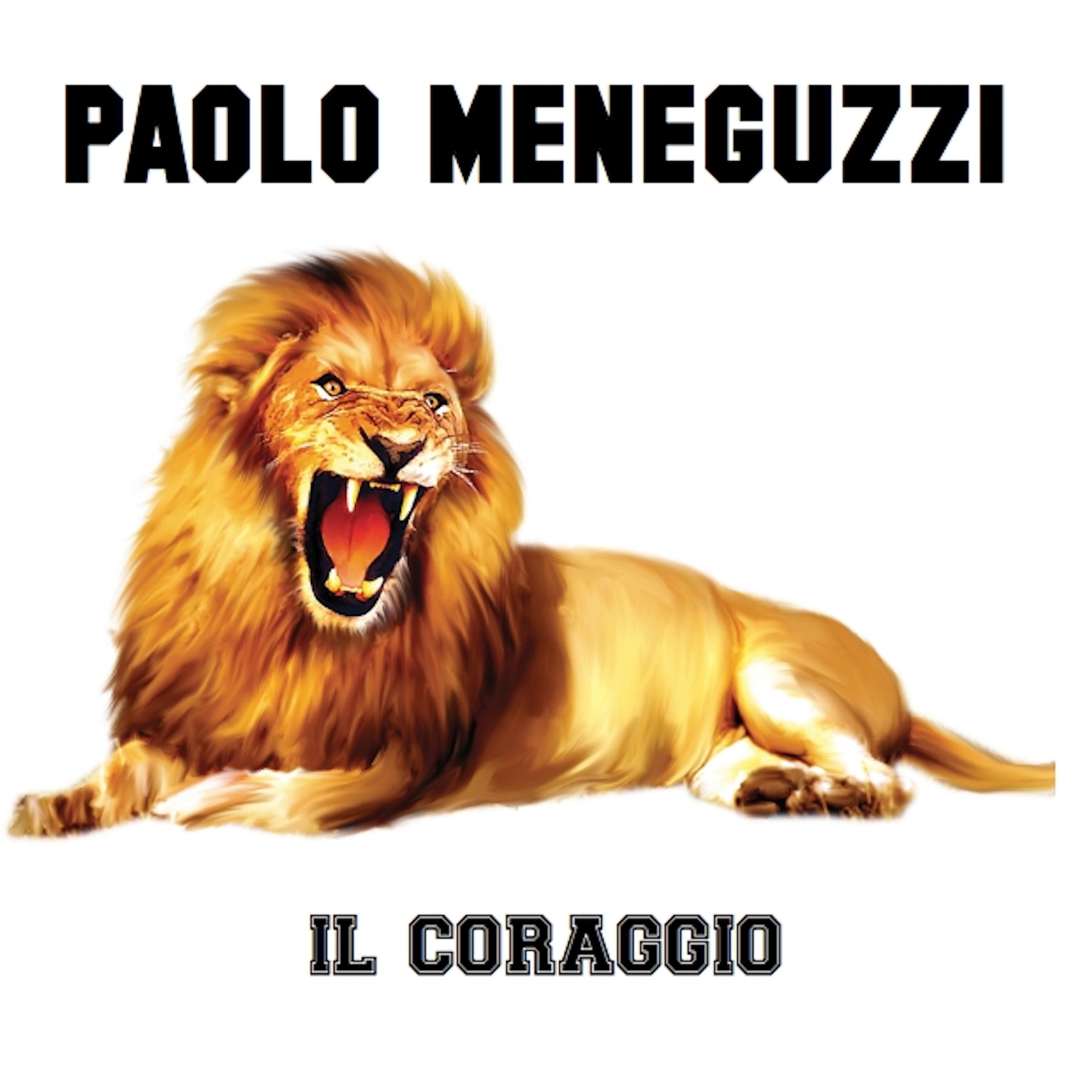 """Paolo Meneguzzi: il nuovo singolo """"Il coraggio"""" in radio dal 3 aprile"""