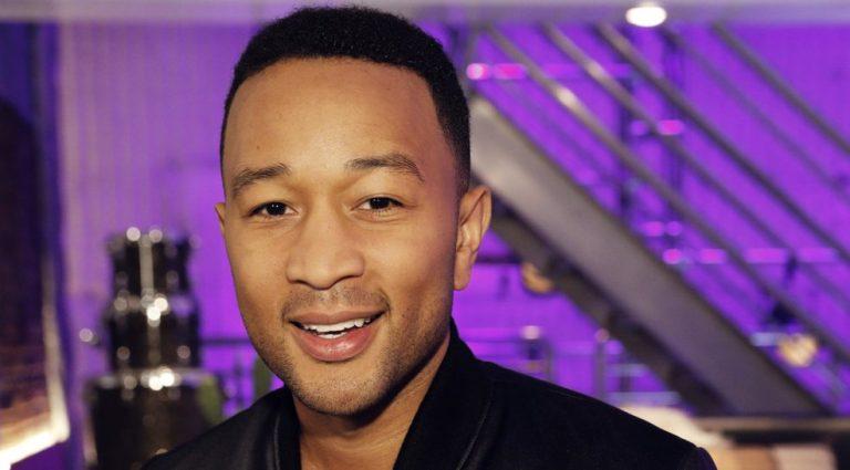 """Il Premio Oscar John Legend  in esclusiva a """"Che Tempo che fa"""""""