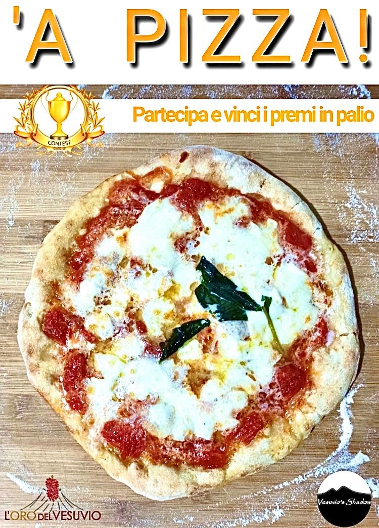 'A Pizza: novità di giugno di Vesuvio's Shadow