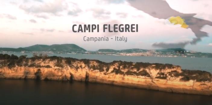 #IOCIANDREI – Campi Flegrei: VIDEO dei ragazzi del corso di Operatore di promozione e accoglienza turistica