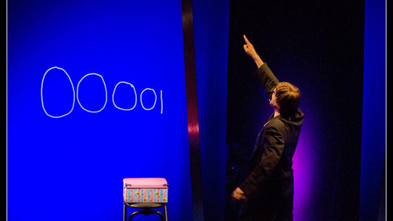 Al Teatro del Lido di Ostia debutta QuinteScienza: 4 spettacoli teatrali e 2 lezioni interattive e multidisciplinari
