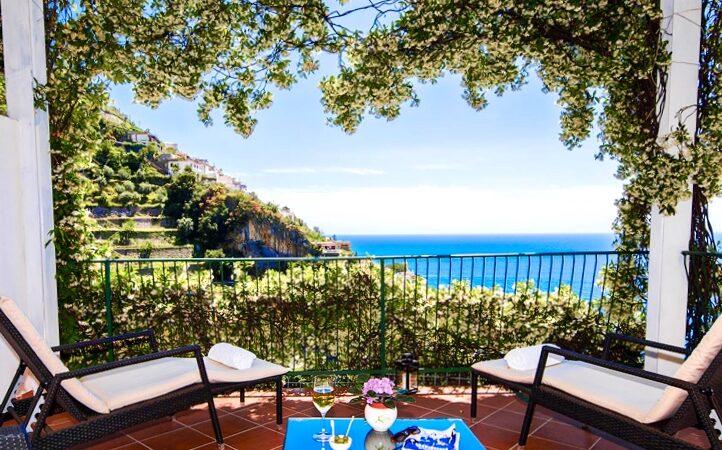 Hotel Pellegrino: bellezza, gusto, comfort e arte in Costiera amalfitana