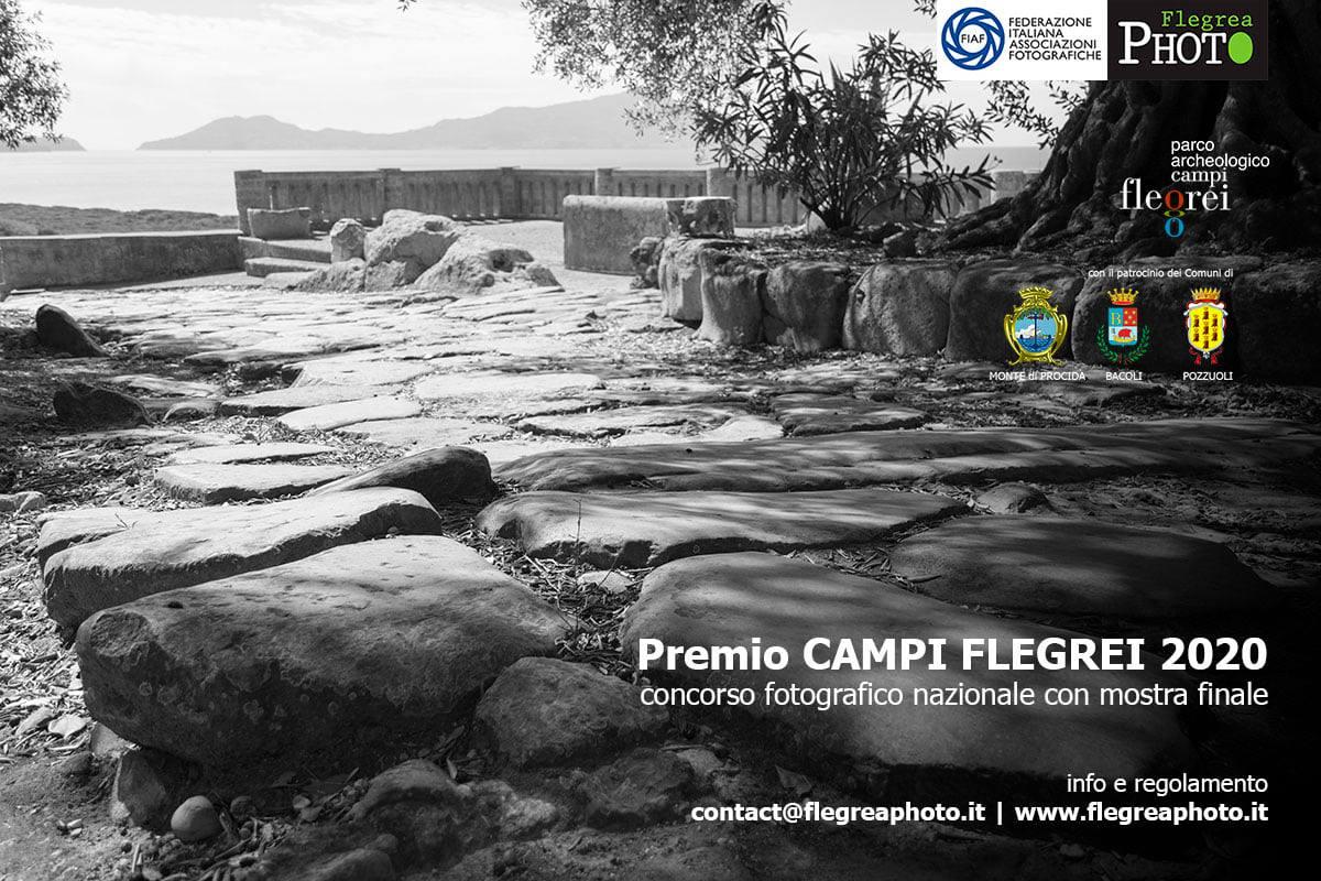 "Flegreaphoto: Premio fotografico nazionale ""Campi Flegrei"" 2020"