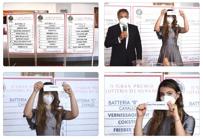 Agnano, 71' Gran Premio Lotteria: eccellenza targata 2020