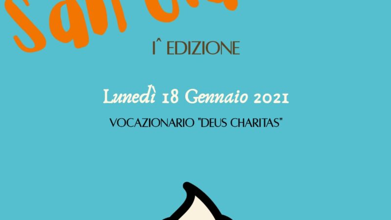 """Napoli: Lunedì 18 Gennaio """"Un dolce per San Giustino"""" al Vocazionario di Pianura"""