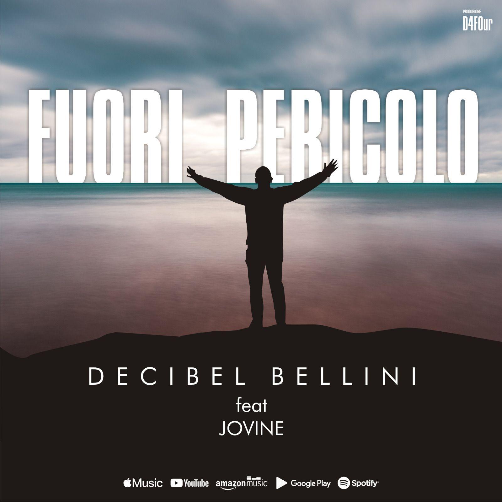 """Esce """"Fuori Pericolo"""", collaborazione artistica tra Daniele Decibel Bellini e Jovine."""