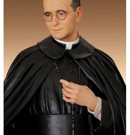 La canonizzazione del Beato Don Giustino Maria Russolillo.