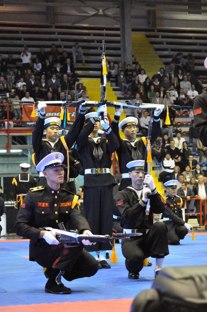 Grande successo per la serata di sport e cultura Coreana
