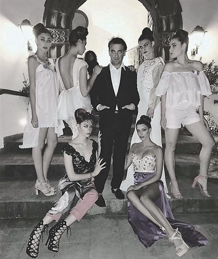 Union – fashion for style: sfilata evento di Raffaele Tufano a Sant'Anastasia