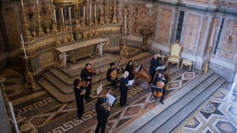 """Caserta: domani alla Reggia l'Ensemble Barocco """"Accademia Reale"""" eseguirà musiche di Jerace"""