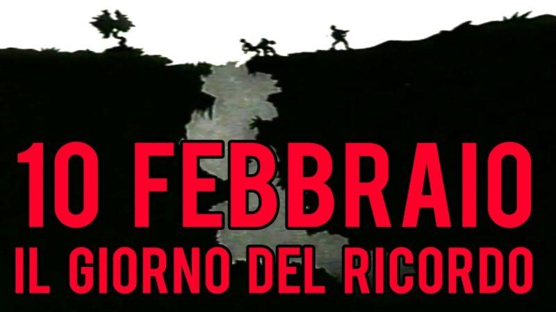 10 febbraio: il giorno del Ricordo