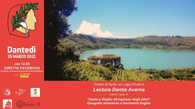 Lectura Dantis Averna. Andrea Mazzucchi legge l'Inferno di Dante.