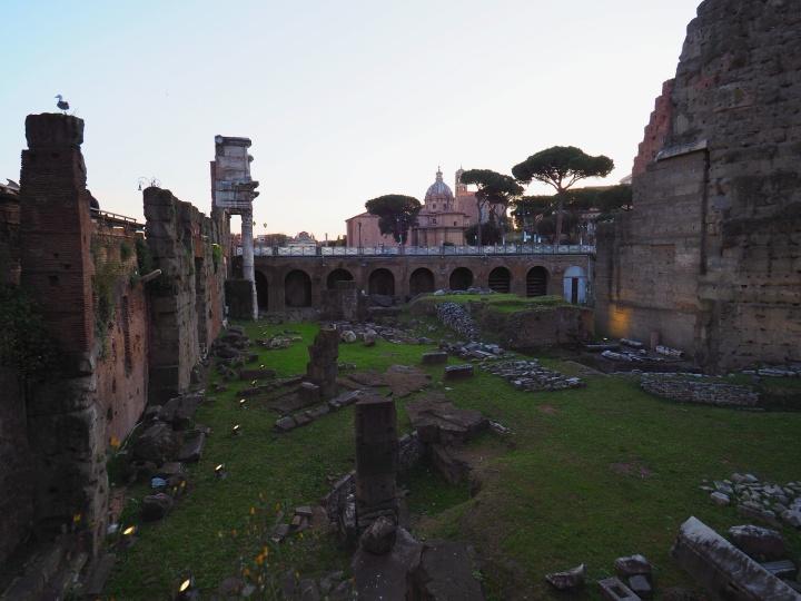 Le città con gli occhi. Roma.