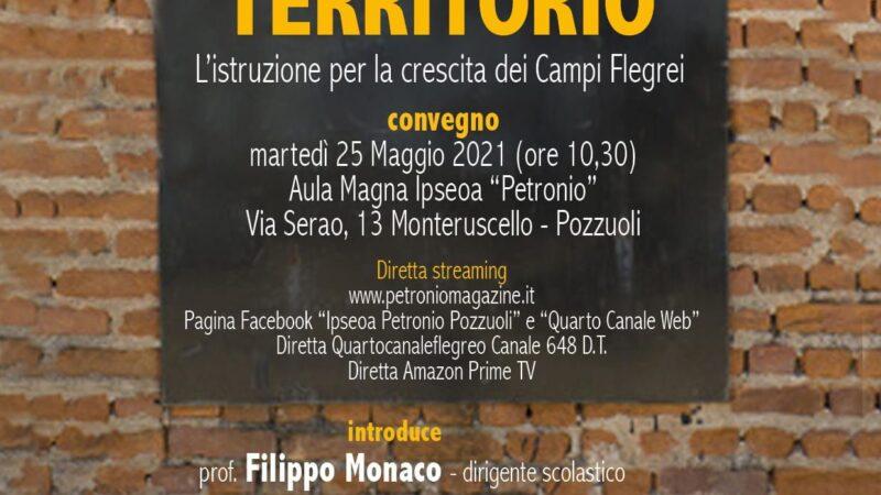 """Pozzuoli: Al """"Petronio"""" si discute di lavoro per lo sviluppo dei Campi Flegrei"""