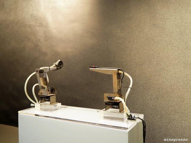 La ricerca di Roberto Pugliese, tra sound art e arte cinetica programmata.