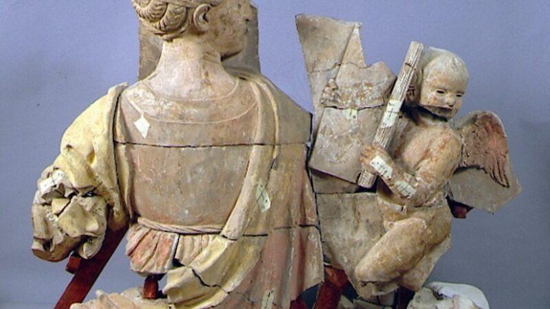 La Cona dei Lani, da Sant'Eligio al Mercato al Museo di San Martino.