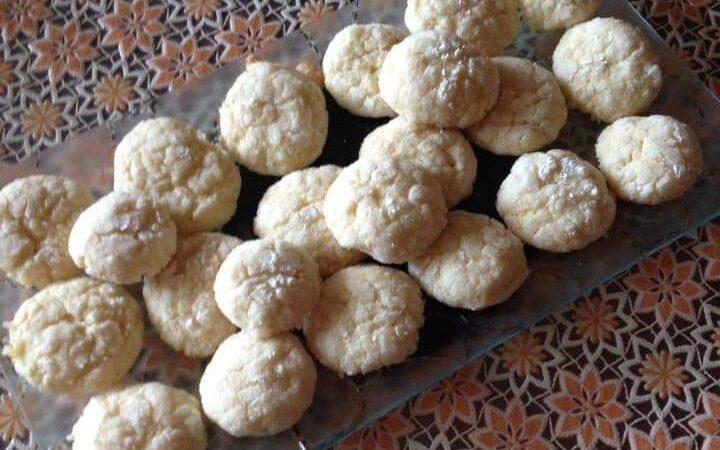 La Ricetta: Biscotti morbidi a Limone