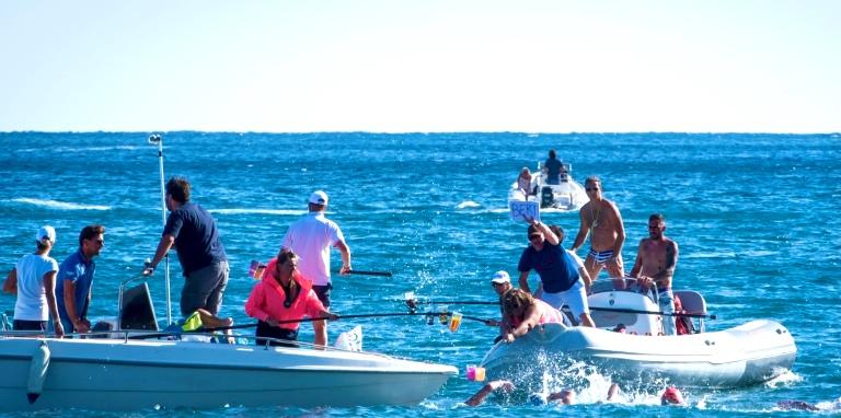 Capri/Napoli: 28 nuotatori d'eccezione per la Coppa del Mondo
